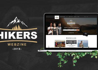 Hikers Site Internet