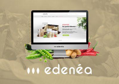 Edenéa Site Internet