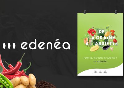 Edenéa Affiche
