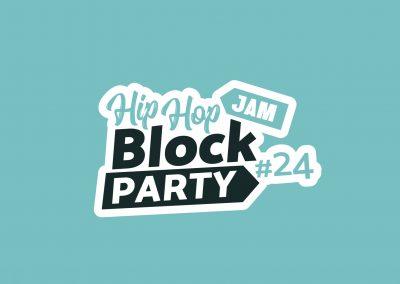 Logo Block Party