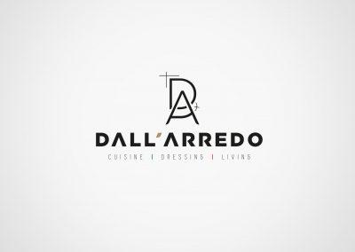 Création Logo Dall Arredo